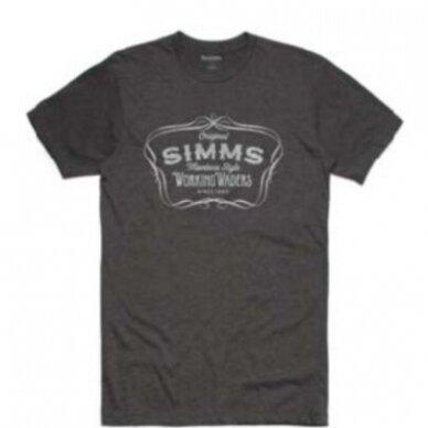 Marškinėliai Working Class Simms 2021 7