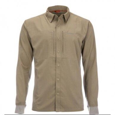 Marškiniai nuo uodų Bugstopper Intruder bicomp Simms 2021 8