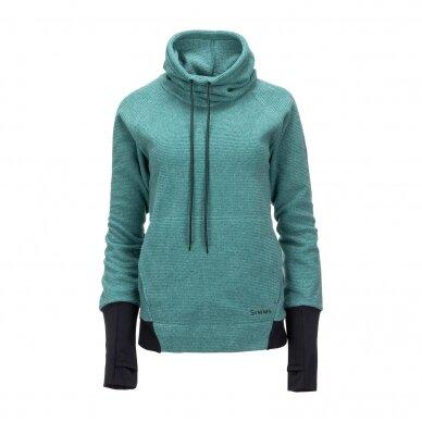 Megztinis džemperis moterims Rivershed Sweater Simms 2021 16