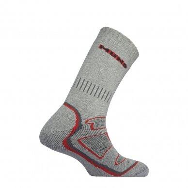 Kojinės Mund Makalu Primaloft® pašiltinimas 406 made in Spain -25C 3
