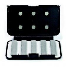 Dėžutė.micro slit foam CFA-50-MSF chest patch  C&F design