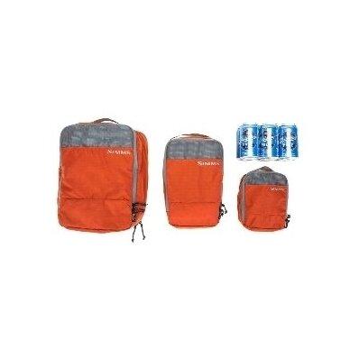 Dėkliukų rinkinys GTS packing pouches 3vnt. Simms 2020/2021