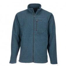 Džemperis megztinis Rivershed full zip Simms 2021