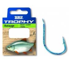 Kabliukai su pavadėliais Zebco Trophy įvairioms žuvims