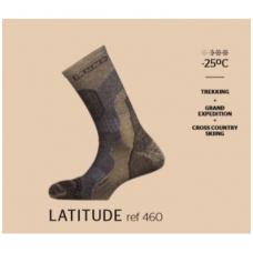 Kojinės Mund Latitude Primaloft® 460 made in Spain -25C
