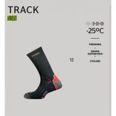 Kojinės Mund Track Merino 461 made in Spain -25C