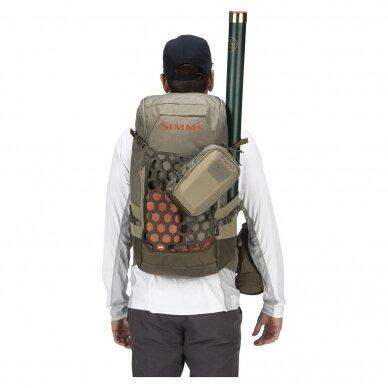 Kuprinė Flyweight backpack 30L Simms 2021 7