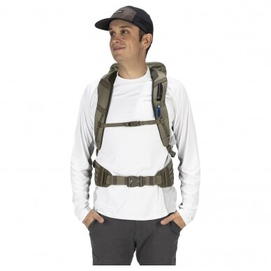 Kuprinė Flyweight backpack 30L Simms 2021 8