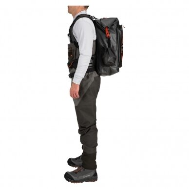 Kuprinė Simms G4 Pro shift backpack slate 3