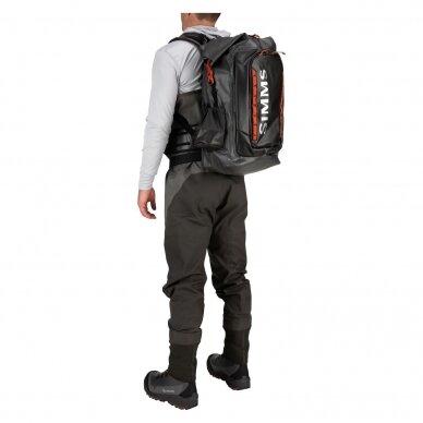 Kuprinė Simms G4 Pro shift backpack slate 4