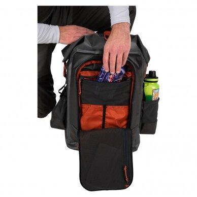 Kuprinė Simms G4 Pro shift backpack slate