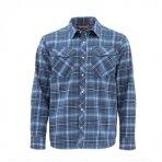 Marškiniai flaneliniai Gallatin Flannel Simms