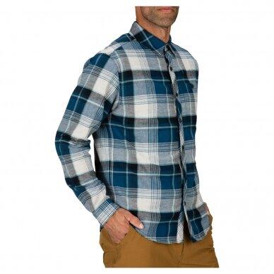 Firminiai Simms Marškiniai Dockwear Cotton Flannel 2021 jau prekyboje 4