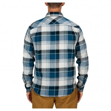 Firminiai Simms Marškiniai Dockwear Cotton Flannel 2021 jau prekyboje 5
