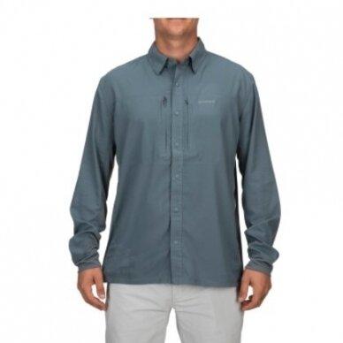Marškiniai nuo uodų Bugstopper Intruder bicomp Simms 2021 4