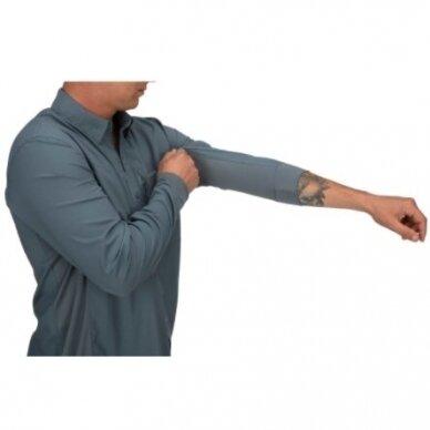 Marškiniai nuo uodų Bugstopper Intruder bicomp Simms 2021 3