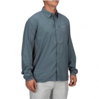 Marškiniai nuo uodų Bugstopper Intruder bicomp Simms 2021 5