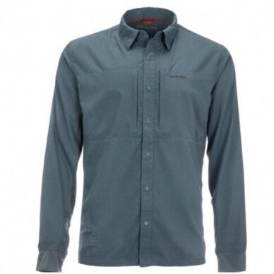 Marškiniai nuo uodų Bugstopper Intruder bicomp Simms 2021