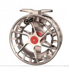 Muselinė ritė Waterworks Lamson Speedster -5+ Spool Ember made in USA