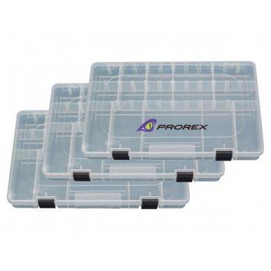 Rankinė Daiwa PROREX LURE BAG M1 su 3 dėžutėmis 2