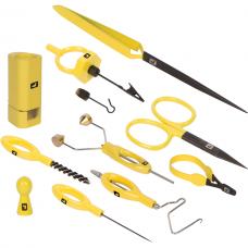 Rinkinys muselėms rišti Complete flyting tool kit Loon USA