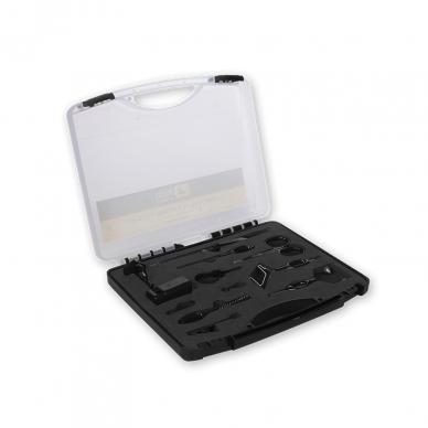 Rinkinys muselėms rišti Complete flyting tool kit black Loon USA 3