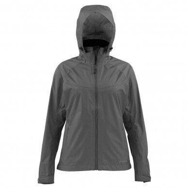 Striukė neperlyjama moterims Simms Hyalite rain shell 2020 išparduodama