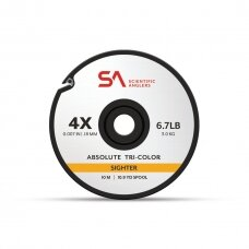 Valas Absolute Tri-Color Sighter tippet Scientific Anglers USA