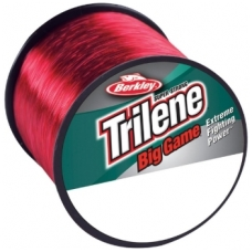 Valas Trilene Big game troling 600m 0.45mm 12,5kg raudonas