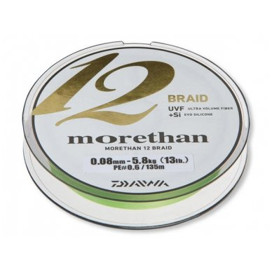 Valas pintas Morethan EX-SI 12 braid Daiwa Made in Japan 3