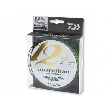 Valas pintas Morethan EX-SI 12 braid Daiwa Made in Japan